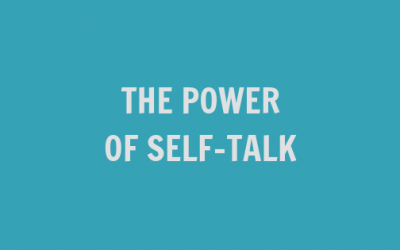 The Power of Self-Talk [VIDEO]