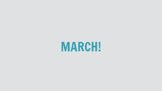 March! How to make confidence the cornerstone of your content marketing