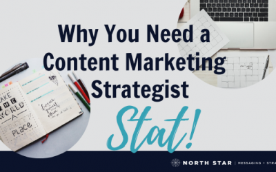 Why You Need a Content Marketing Strategist {Stat!}