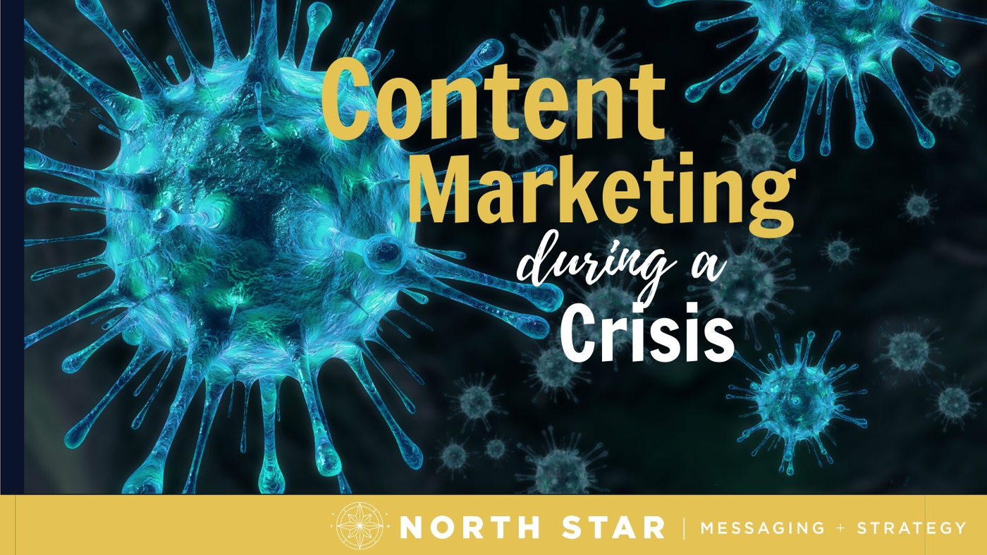 Content Marketing During a Crisis