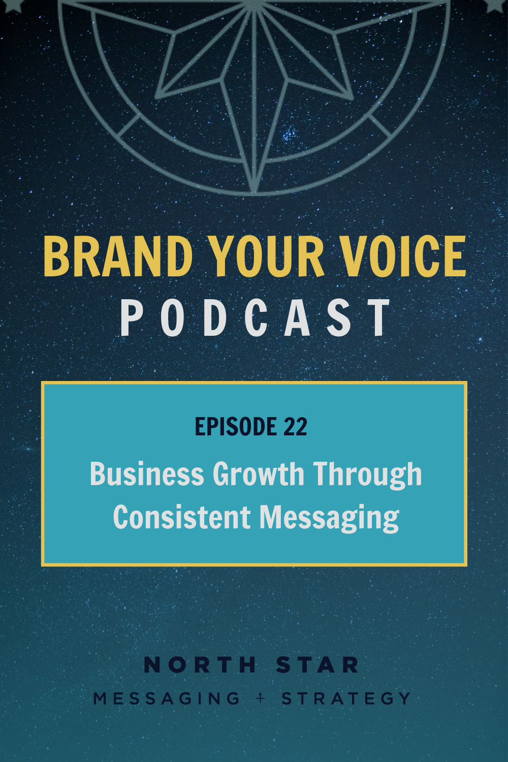 EPISODE 22: Business Growth through Consistent Messaging