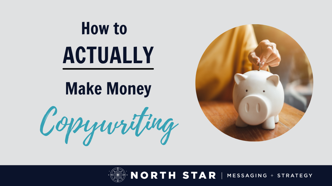 How To Actually Make Money Copywriting