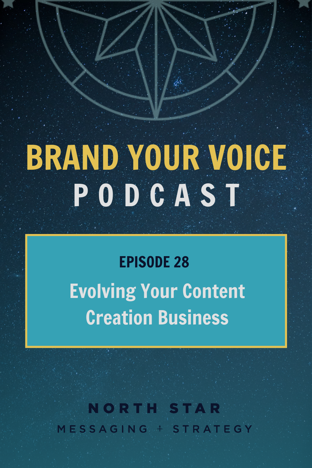 EPISODE 28: Evolving Your Content Creation Business