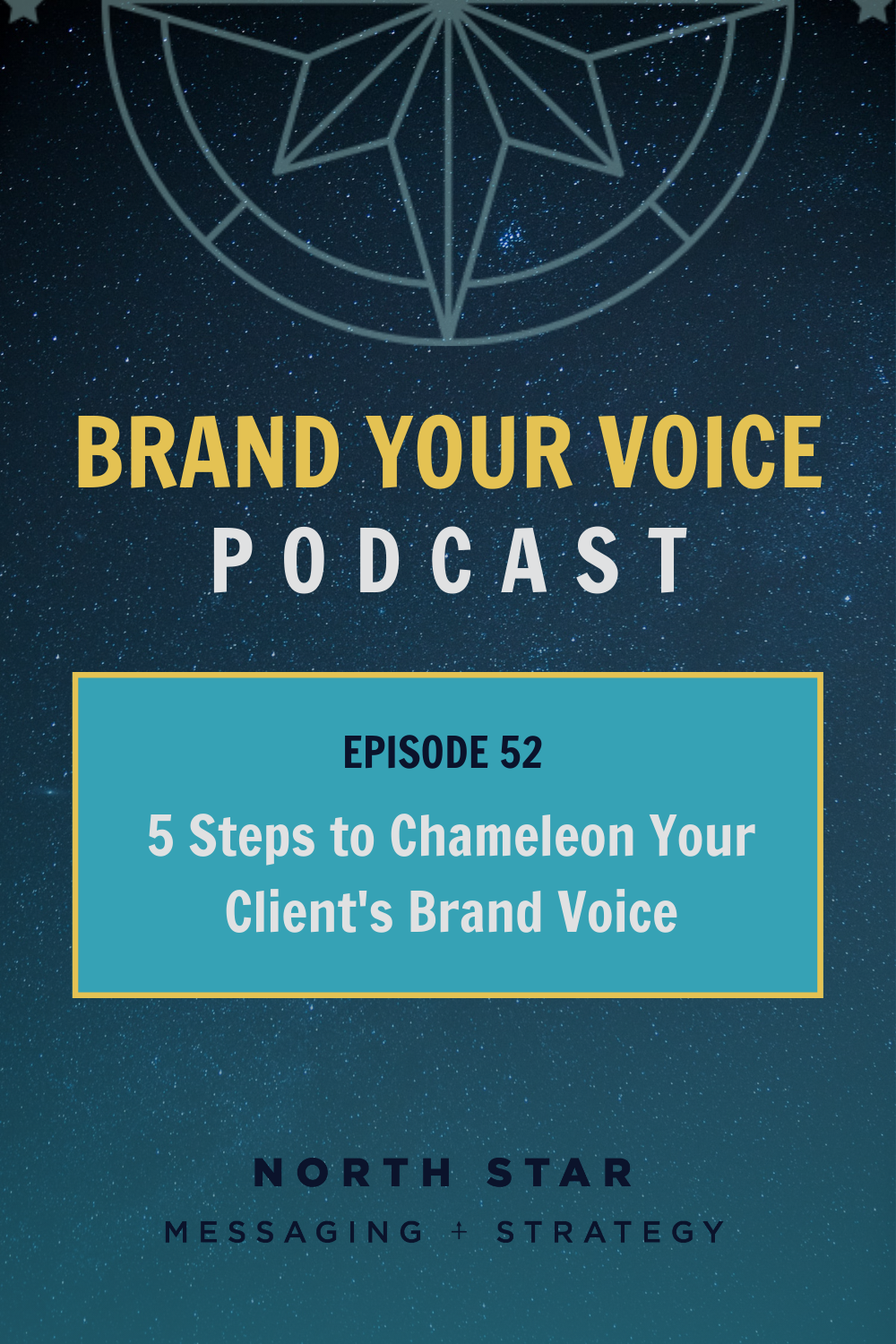 EPISODE 52: 5 Steps to Chameleon Your Client's Brand Voice